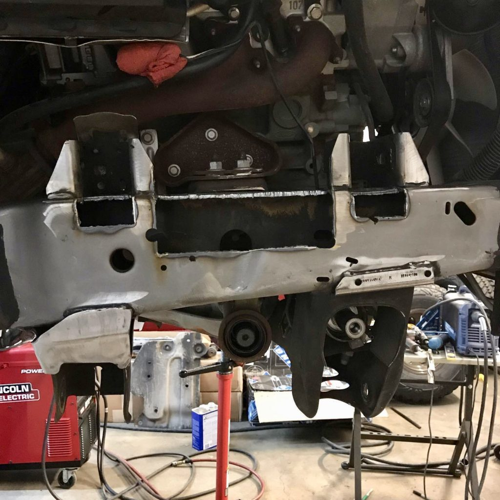 What Kind of Special Equipment Do I Need to Weld on a Vehicle Frame?
