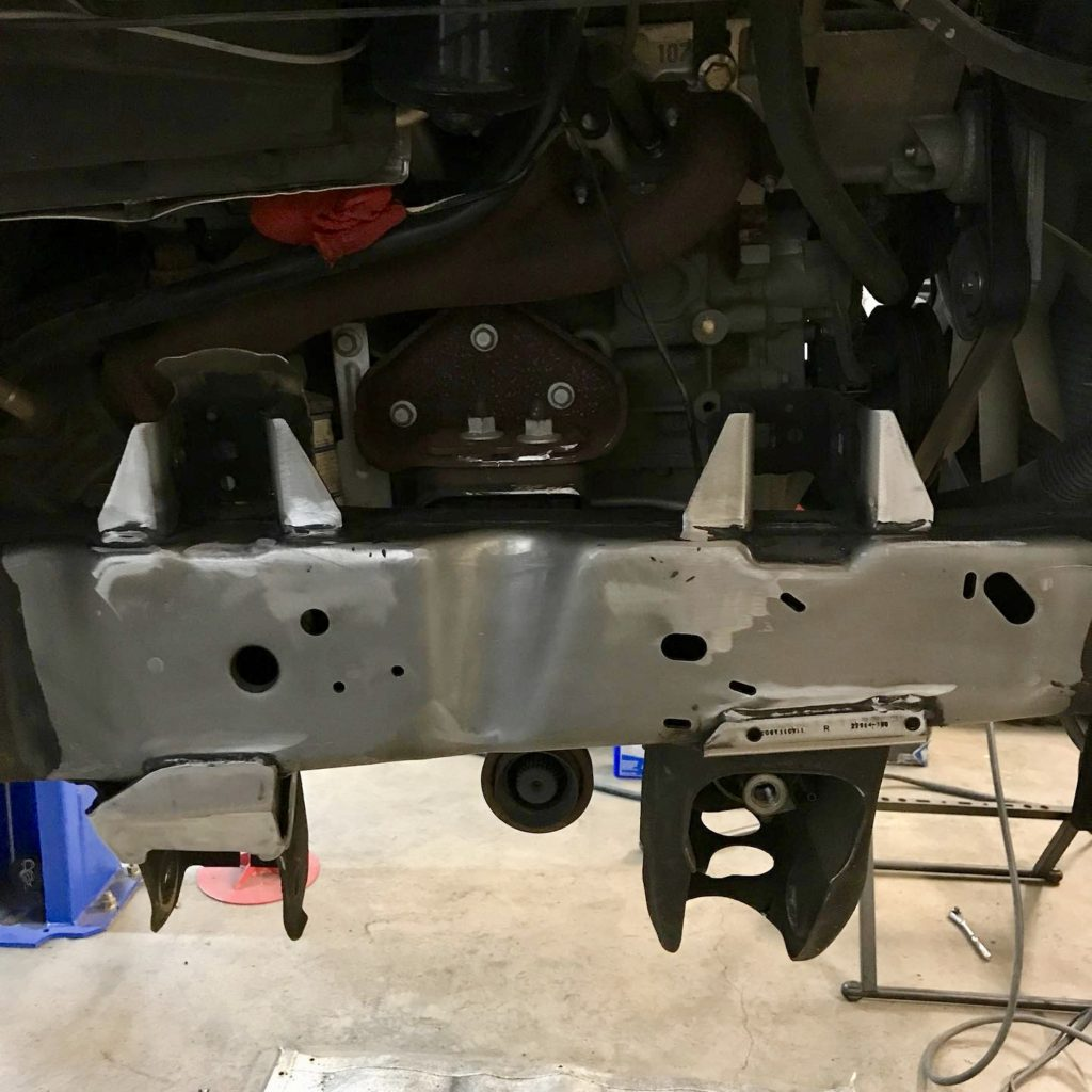 How to properly Weld Vehicle Frame Pieces Together?